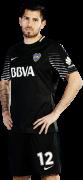 Agustín Rossi football render
