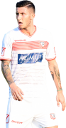Luca Marrone football render