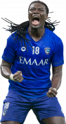 Bafétimbi Gomis football render