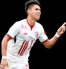 Luiz Araujo football render
