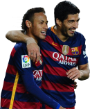 Neymar & Luis Suarez