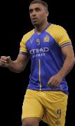 Abderrazak Hamdallah football render