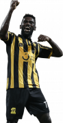 Abdulaziz Al-Bishi football render