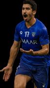 Abdullah Al-Hafith football render