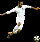 Abdullah Ateef football render