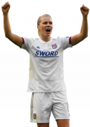 Ada Hegerberg football render