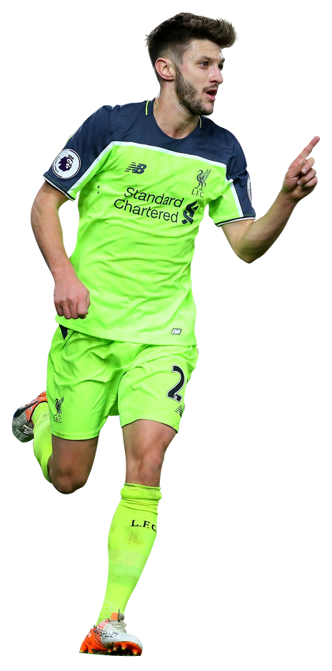 Adam Lallana render