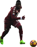 Afriyie Acquah football render