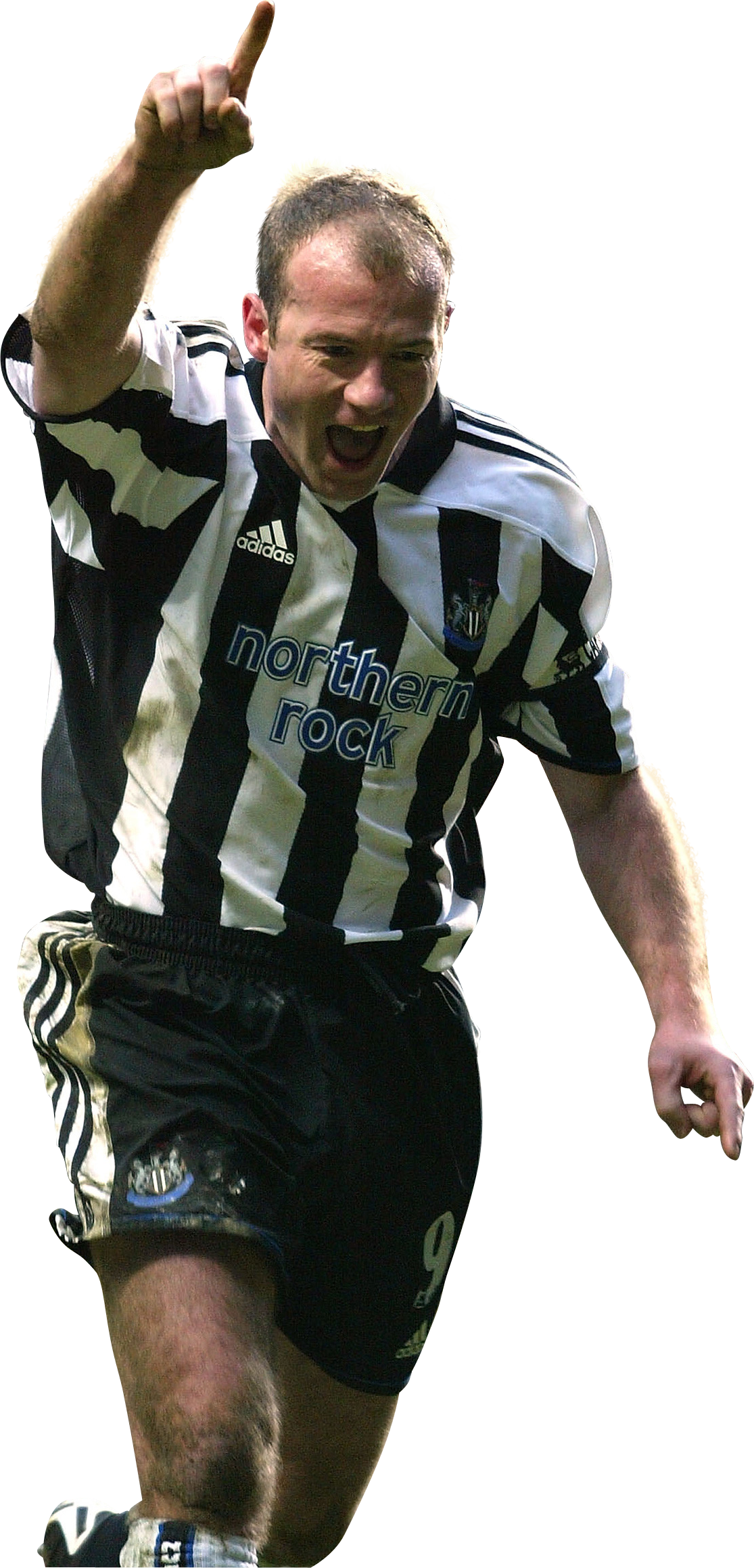 Alan Shearer render