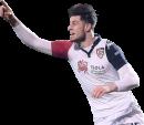 Alberto Cerri football render