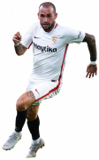Aleix Vidal football render