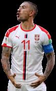 Aleksandar Kolarov football render