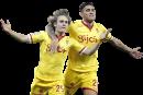 Alen Halilovic & Antonio Sanabria football render