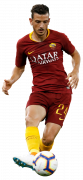 Alessandro Florenzi football render