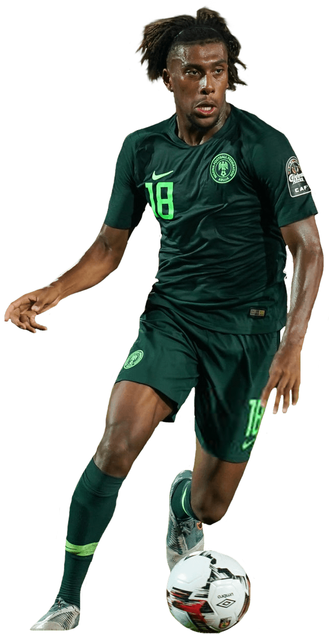 Alex Iwobi render