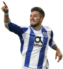 Alex Telles football render