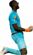 Alfred Gomis football render
