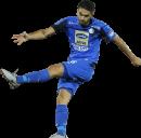 Ali Karimi football render