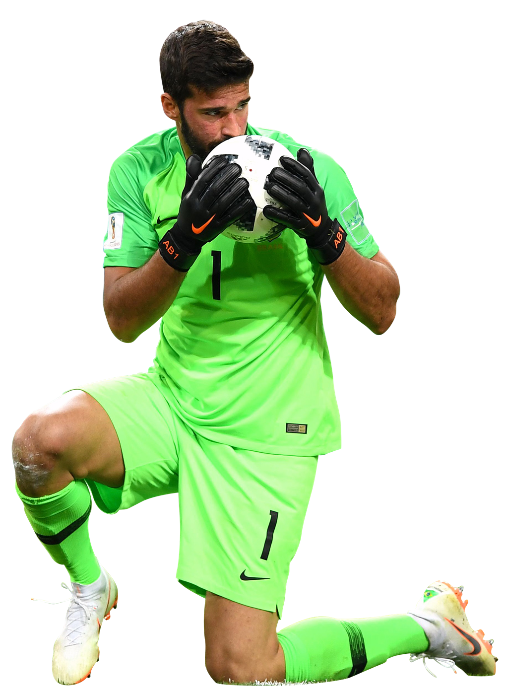 Alisson Becker render