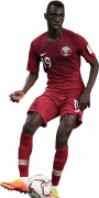 Almoez Ali football render