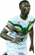 Amadou Haidara football render