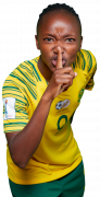 Amanda Mthandi football render