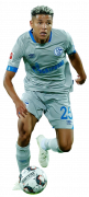Amine Harit football render