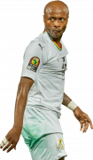 André Ayew football render