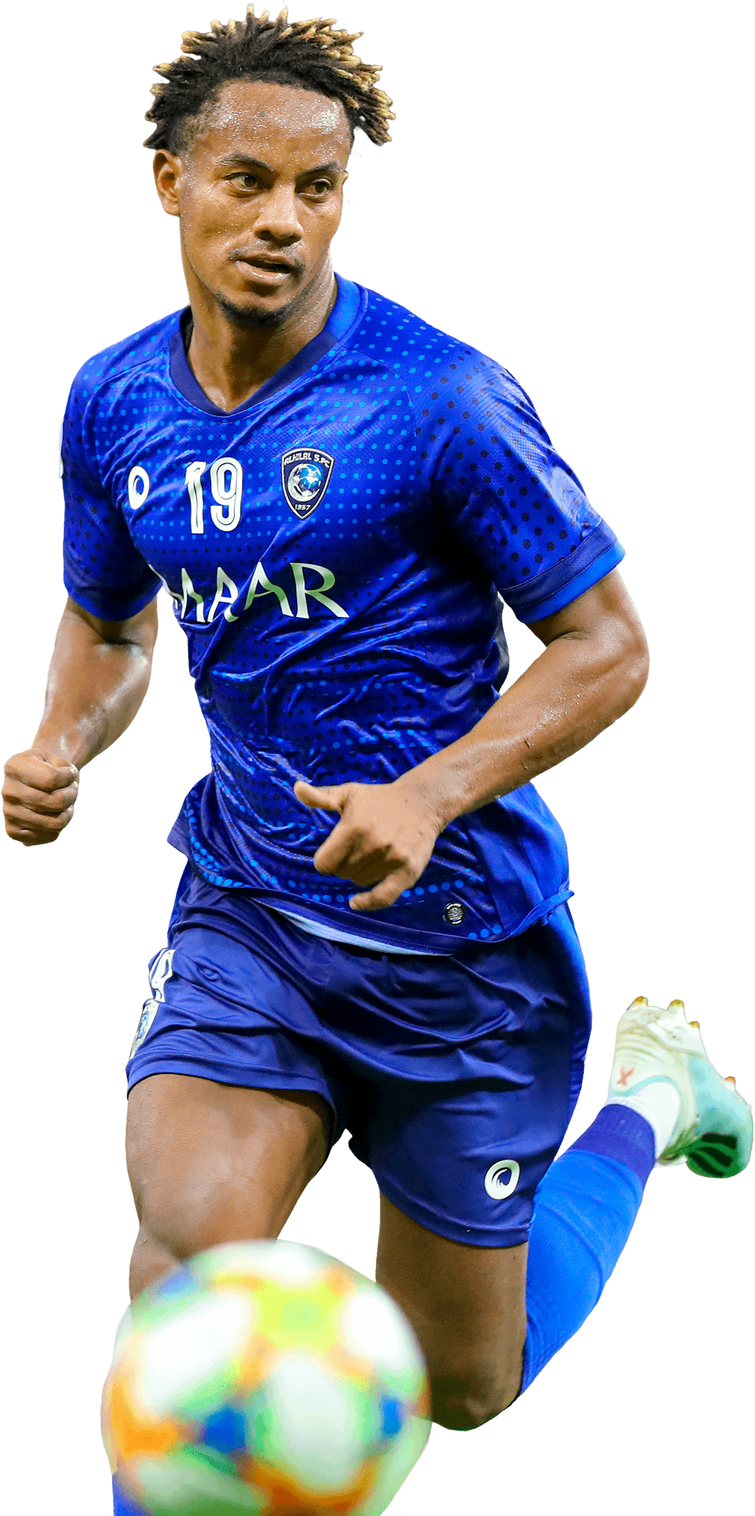 André Carrillo render