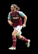 Andy Carroll football render