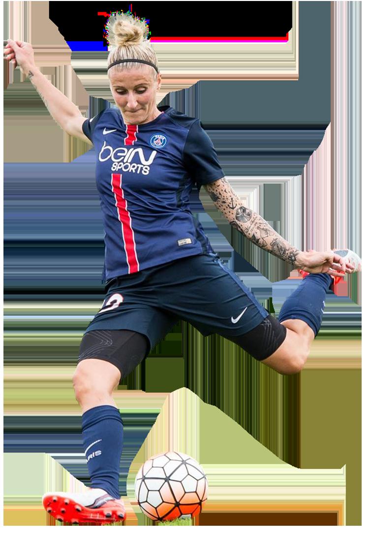 Anja Mittag football render - 21852 - FootyRenders