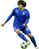 Ante Coric football render