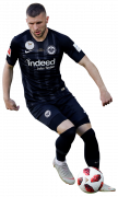 Ante Rebic football render