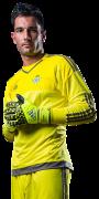 Antonio Adán football render