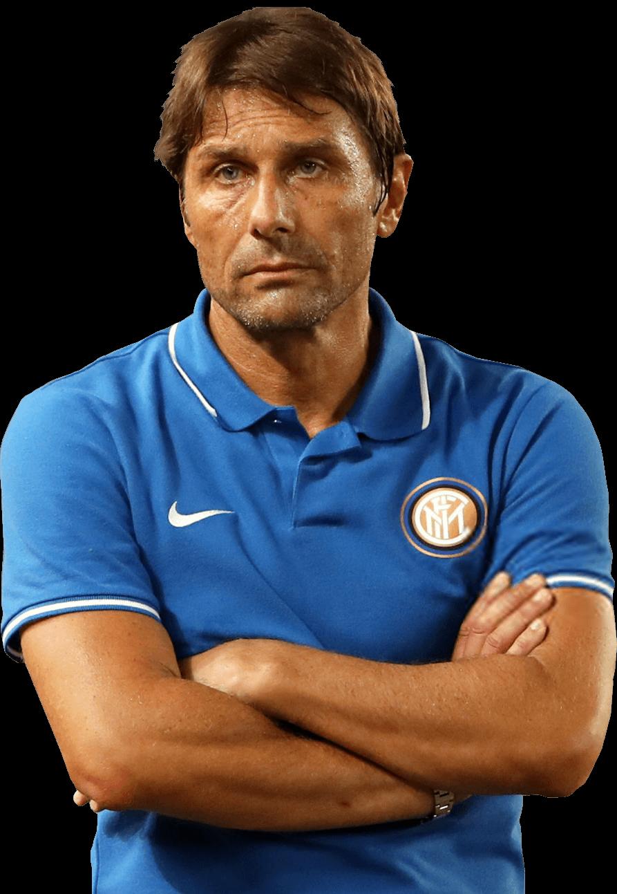 Antonio Conte football render - 56711 - FootyRenders