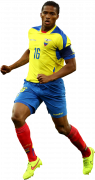 Antonio Valencia football render