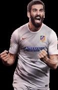 Arda Turan football render