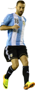 Rodrigo Palacio football render