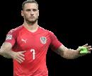 Marko Arnautović football render
