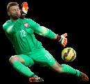 Artur Boruc football render