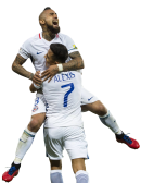 Arturo Vidal & Alexis Sanchez