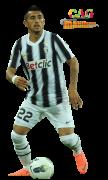 Arturo Vidal football render
