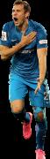 Artem Dzyuba football render