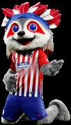 Atletico Madrid Mascot