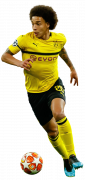 Axel Witsel football render