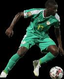 Badou Ndiaye football render