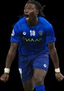 Bafétimbi Gomis football render