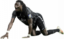 Bafetimbi Gomis football render