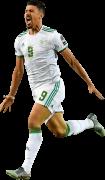 Baghdad Bounedjah football render