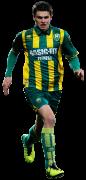 Danny Bakker football render